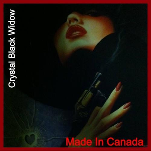 Crystal Black Widow(radio edit) w/Bill McAloney on drums