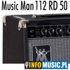 Music Man 112 RD 50 - test w Infomusic.pl