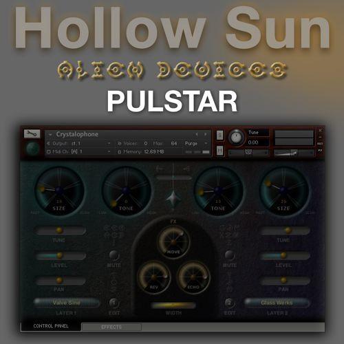 Pulstar - Sonic Tease