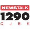 NewsTalk 1290 CJBK Promo - None Of Your Favorite Songs