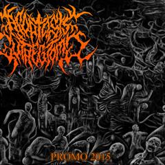 Apoptosis Gutrectomy - The Infinite Of Eternal Torture ( Promo 2015 )