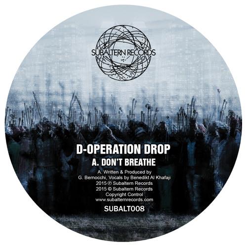 SUBALT008 - D-Operation Drop - Indira [Digital Bonus] - OUT NOW