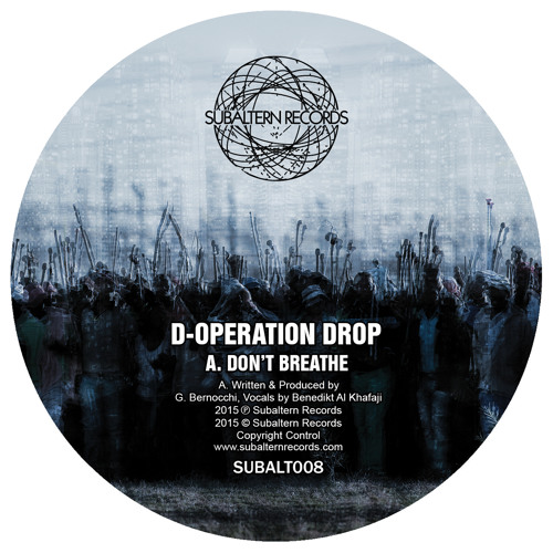 SUBALT008 - D-Operation Drop - Don't Breathe - OUT NOW