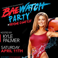 Playhard Ent. and City Tan & Spa Presents: Baewatch Party + Bikini Conte