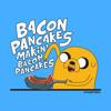 Bacon Pancakes (Jake The Dog)