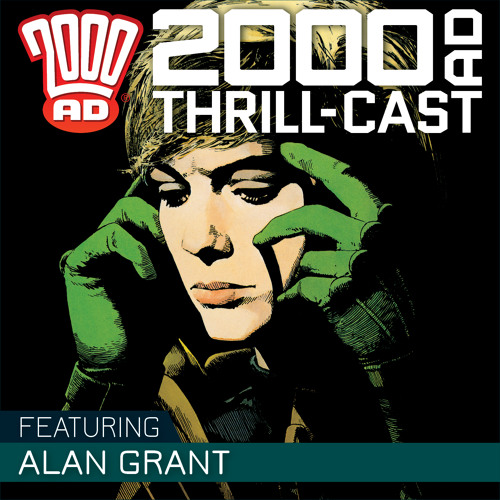 The 2000 AD Thrill-Cast 18 March 2015