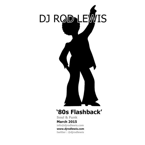 DJ Rod Lewis - '80s Flashback'