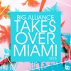 Dj Forte, Vince Pepper, The Fish House - Big Alliance Takes Over Miami 2015 (Part 1)