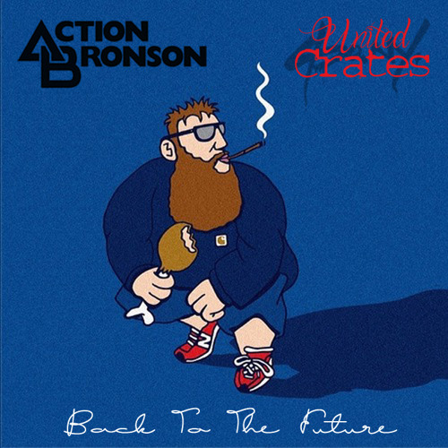SHOUT OUT NEW YORK X UNITED CRATES present: Action Bronson - Back To The Future