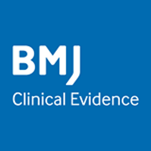 BMJ Clinical Evidence podcast