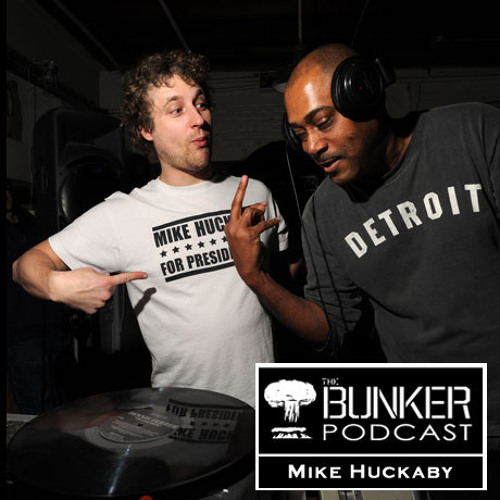 The Bunker Podcast 49 - Mike Huckaby