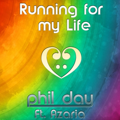 Phil Day Feat. Azaria - Running for My Life (Remix)[Free Download]