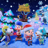 5PM (Snow) - Animal Crossing- New Leaf Music
