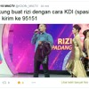 RIZI Urang Pasaman Barat - Padang  Gejolak Asmara  Konser Seleksi KDI 2015 Episode 3 Full
