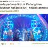 RIZI Urang Pasaman Barat - Padang  Gejolak Asmara  KDI 2015