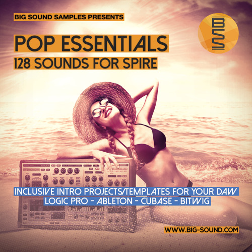 Pop Essentials for Spire and Pro Templates