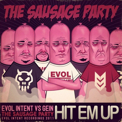 Evol Intent & Gein - Hit Em Up (TBT Remaster)
