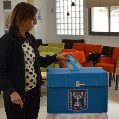Ben-Gurion University of the Negev Prof. Guy Ben - Porat Analysis of Israeli Election
