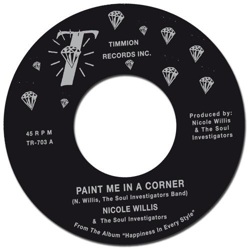 Paint Me In A Corner - Nicole Willis & The Soul Investigators