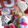 Media Call - Lindsey Vonn - 2015 World Cup Downhill and Super G Champion