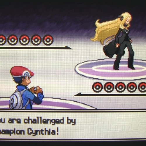 Pokemon Super Smash Bros Wii U Champion Cynthia Battle