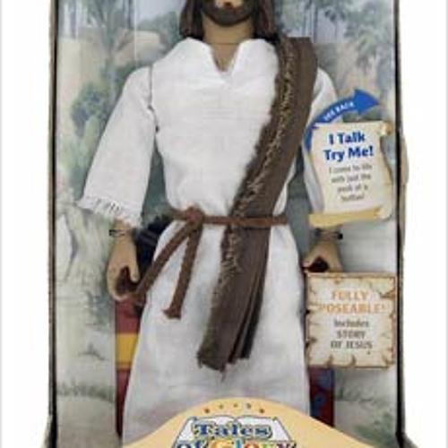 Wind Up Talking Jesus