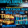 RODNEYRODNEY BIRTHDAY BASH REGGAE & DANCEHALL MARATHON MIX 2015