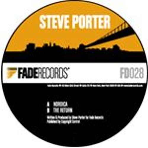 Steve Porter - Nordica (Remastered) - Fade Records