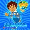 GO DIEGO THEME SONG REMIX [PROD. BY ATTIC STEIN]