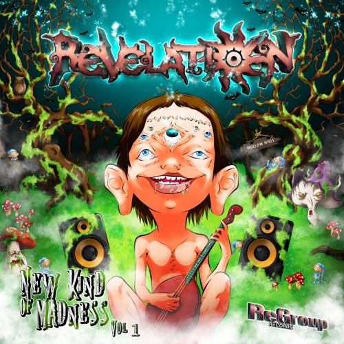 Revelation - Glitch Hikers (Feat Circle Of Souls) 154 Bpm Cm