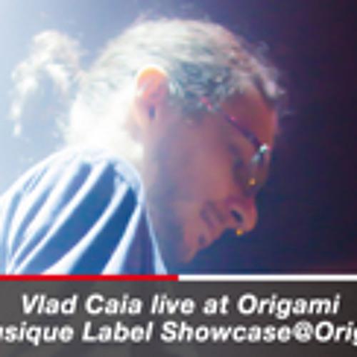 Fasten Musique Podcast 075 - Vlad Caia live at Origami Tokyo