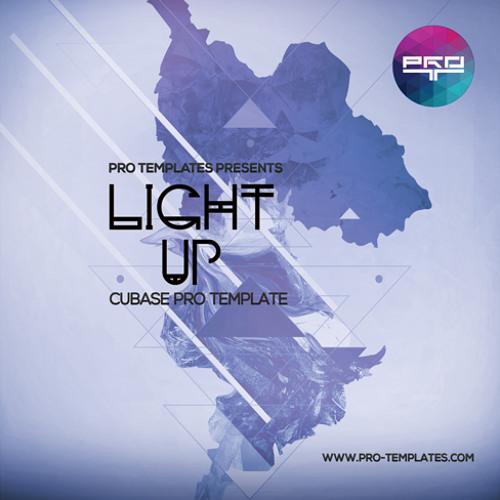 Light Up Cubase Pro Template