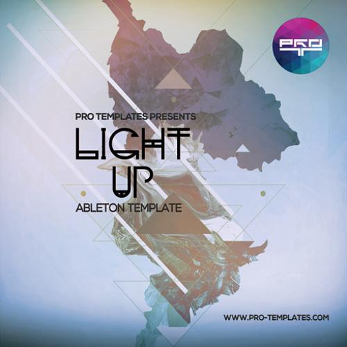 Light Up Ableton Pro Template