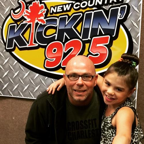 Kickin 92.5 Garret Doll and Ashleigh Hackett