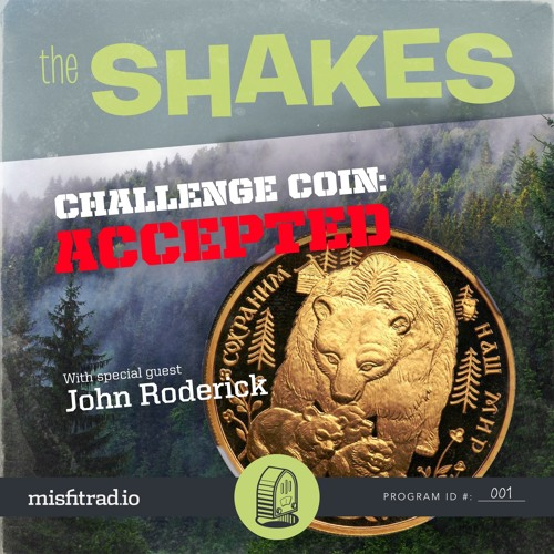 Challenge Coin: ACCEPTED Cover Art