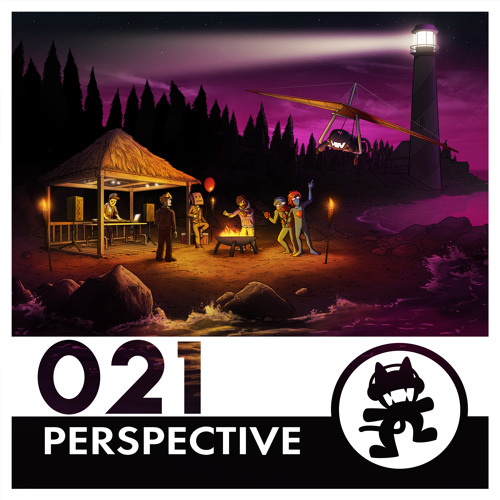 Monstercat 021 - Perspective (Vantage Album Mix)