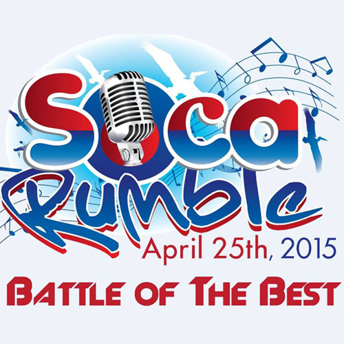 Soca Rumble 2015 - Groovy Competition