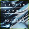 Calvin Harris - Outside (Juan Carmona Bootleg Preview)