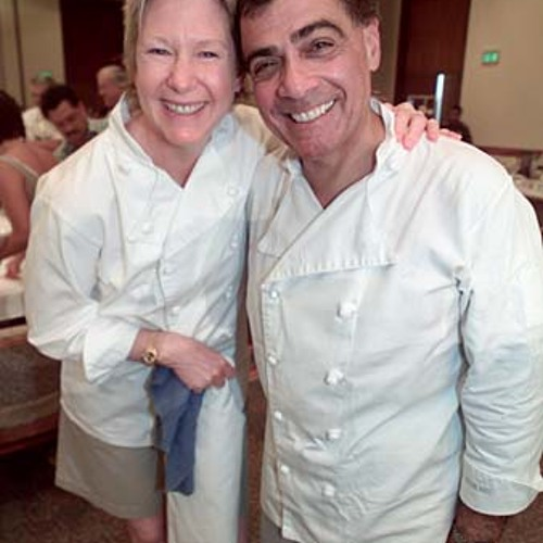 Johanne Killeen and George Germon Interview - Chefs and Owners of Al Forno