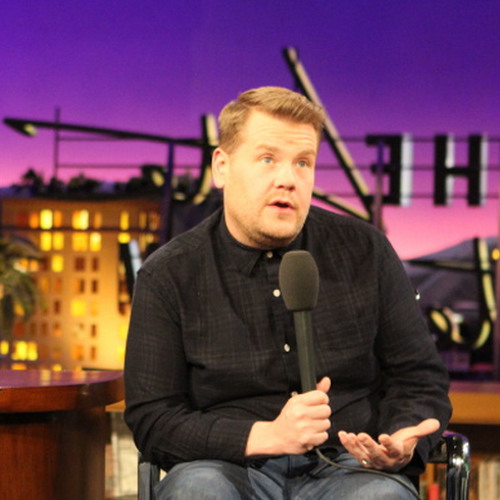 Baixar James Corden's 'Late Late Show' is like 'Stephen Colbert's brother with ADHD'