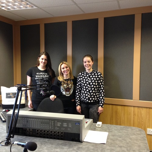 Lydia Kay from ActingHour on Friday Lunch With Victoria on Liberty Radio
