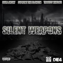 "Diar Lansky ""Silent Weapons"" Feat. Tragedy Khadafi & Supreme The Eloheem"