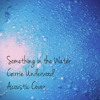 Something In The Water Carrie Underwood Acoustic Cover Mp3