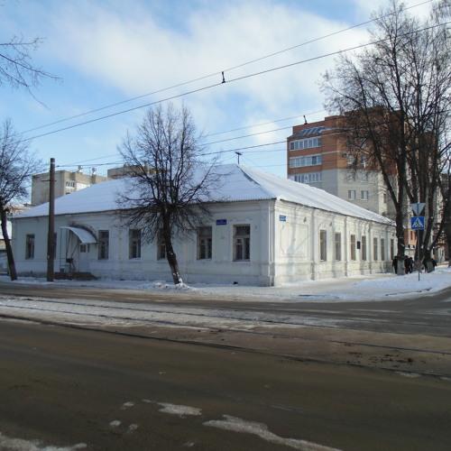 Дом Сухановых (слушать историю Дарьи)