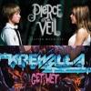 Live For Caraphernelia - Krewella / Pierce the Veil (LorGonz Mashup)