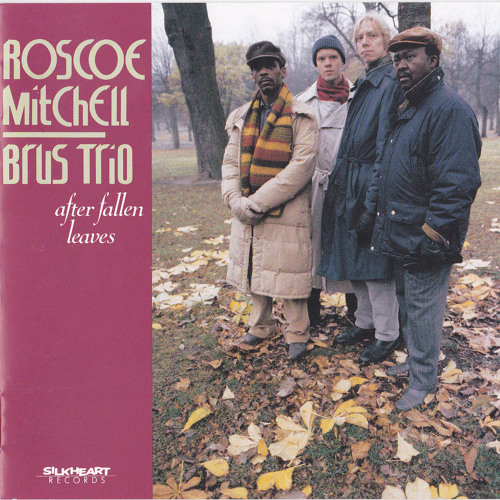 Roscoe Mitchell and BRUS TRIO The Reverend Frank Wright