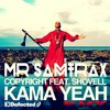 Copyright Feat Shovell - Kama Yeah (Mr Samtrax Rmx)