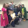 GW Hillel celebrates Purim