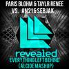 Paris Blohm & Taylr Renee vs. AN21 & Sebjak - Everything Left Behind (ALCIDE Mashup) [FREE DOWNLOAD]