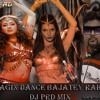 NAGIN DANCE BAJATEY RAHO { HOUSE MIX } DJ PRD MIX